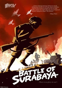 Battle of Surabaya - Poster / Capa / Cartaz - Oficial 6