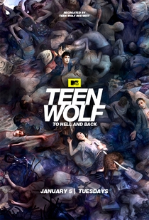 Teen Wolf (5º Temporada) - Poster / Capa / Cartaz - Oficial 1