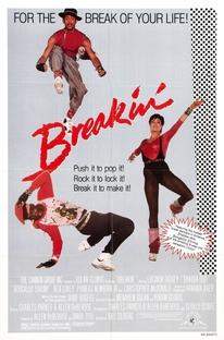 Breakdance - Poster / Capa / Cartaz - Oficial 3