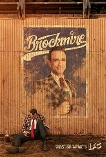 Brockmire (1ª temporada) - Poster / Capa / Cartaz - Oficial 2