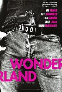 Crimes em Wonderland - Poster / Capa / Cartaz - Oficial 1