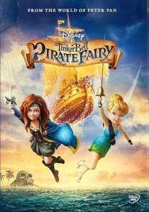 Tinker Bell: Fadas e Piratas - Poster / Capa / Cartaz - Oficial 7