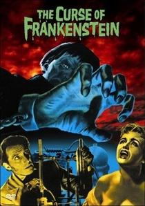 A Maldição de Frankenstein - Poster / Capa / Cartaz - Oficial 1