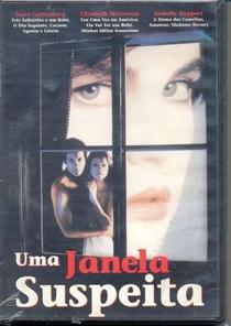 Uma Janela Suspeita - Poster / Capa / Cartaz - Oficial 3