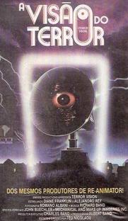 A Visão do Terror - Poster / Capa / Cartaz - Oficial 2