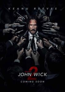 John Wick: Um Novo Dia Para Matar - Poster / Capa / Cartaz - Oficial 2