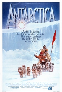 Antártida - Poster / Capa / Cartaz - Oficial 2