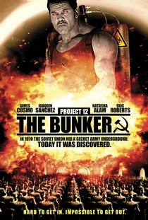 Project 12: The Bunker - Poster / Capa / Cartaz - Oficial 1