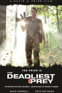 The Deadliest Prey - Poster / Capa / Cartaz - Oficial 1
