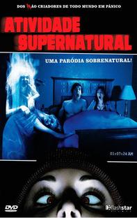 Atividade Supernatural - Poster / Capa / Cartaz - Oficial 1