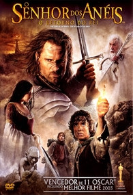 O Senhor dos Anéis: O Retorno do Rei - Poster / Capa / Cartaz - Oficial 4