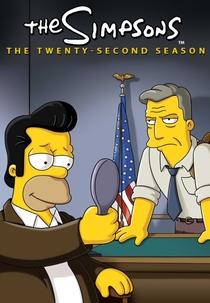 Os Simpsons (22ª Temporada) - Poster / Capa / Cartaz - Oficial 1