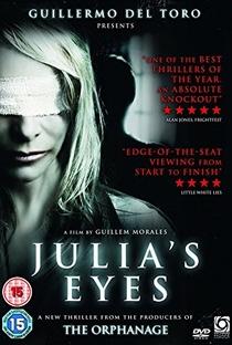 Os Olhos de Júlia - Poster / Capa / Cartaz - Oficial 7