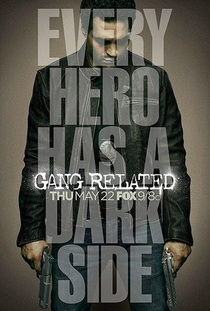 Gang Related (1ª Temporada) - Poster / Capa / Cartaz - Oficial 2