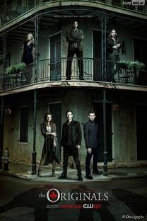 The Originals (3º Temporada) - Poster / Capa / Cartaz - Oficial 3