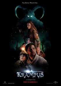 Krampus: O Terror do Natal - Poster / Capa / Cartaz - Oficial 6