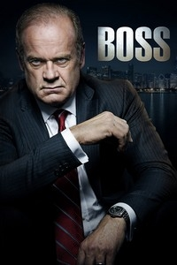 Boss (2ª Temporada) - Poster / Capa / Cartaz - Oficial 2