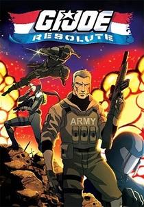G.I. Joe: Resolute - Poster / Capa / Cartaz - Oficial 1