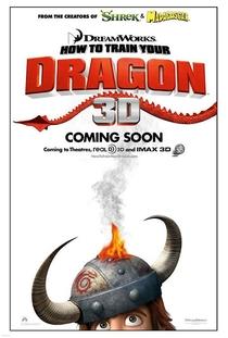 Como Treinar o seu Dragão - Poster / Capa / Cartaz - Oficial 5