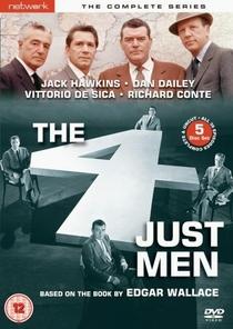 The Four Just Men (1ª Temporada) - Poster / Capa / Cartaz - Oficial 1