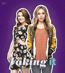 Faking It (3ª Temporada) - Poster / Capa / Cartaz - Oficial 2