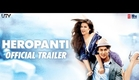 Heropanti Official Trailer | Introducing Tiger Shroff