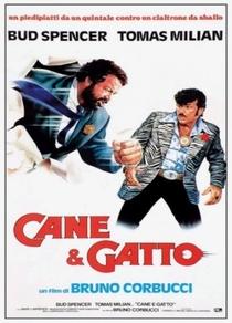 Cão e Gato - Poster / Capa / Cartaz - Oficial 6