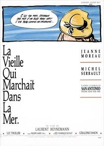 La Vieille Qui Marchait Dans la Mer - Poster / Capa / Cartaz - Oficial 4