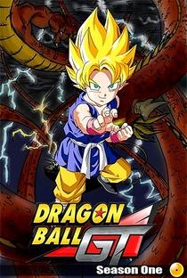 Dragon Ball GT (1ª Temporada) - Poster / Capa / Cartaz - Oficial 32