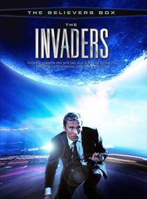 Os Invasores (1ª Temporada) - Poster / Capa / Cartaz - Oficial 2