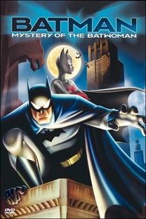 Batman - O Mistério Da Mulher Morcego - Poster / Capa / Cartaz - Oficial 1