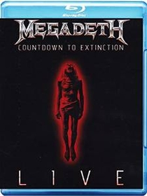 Megadeth: Countdown to Extinction Live - Poster / Capa / Cartaz - Oficial 1