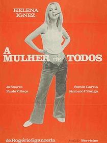 A Mulher de Todos - Poster / Capa / Cartaz - Oficial 1