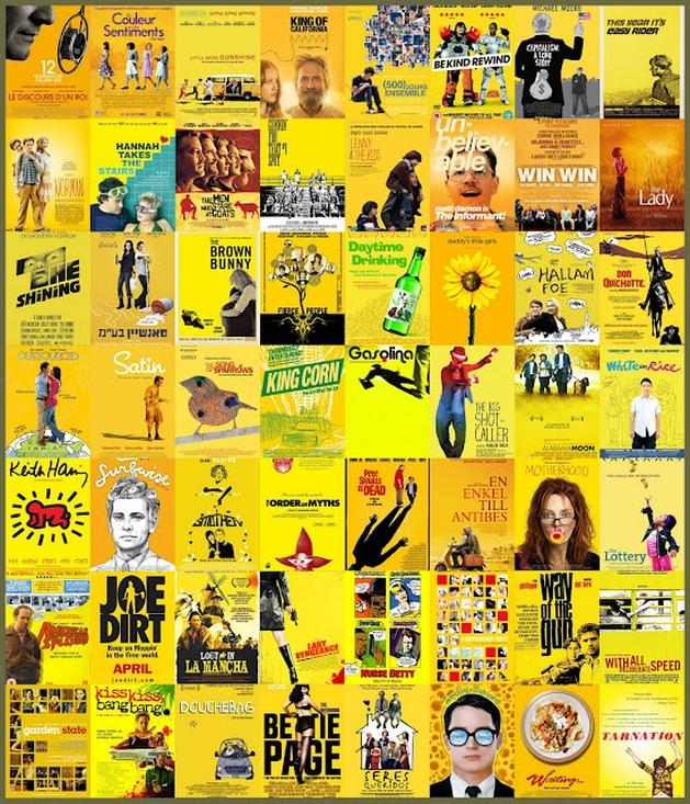 13 Clichês nos Posters de Filmes