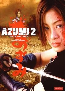 Azumi 2 - Poster / Capa / Cartaz - Oficial 2
