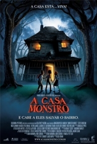 A Casa Monstro - Poster / Capa / Cartaz - Oficial 2