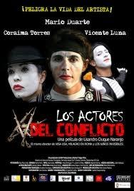 Los actores del conflicto - Poster / Capa / Cartaz - Oficial 1