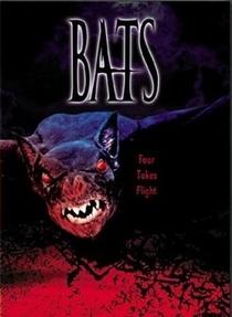 Morcegos - Poster / Capa / Cartaz - Oficial 2
