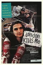 Londres me Mata - Poster / Capa / Cartaz - Oficial 1