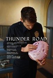 Thunder Road - Poster / Capa / Cartaz - Oficial 1