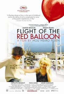 A Viagem do Balão Vermelho - Poster / Capa / Cartaz - Oficial 2
