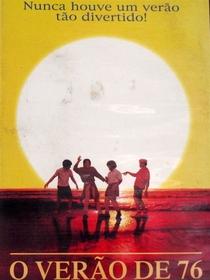 O Verão de 76 - Poster / Capa / Cartaz - Oficial 4
