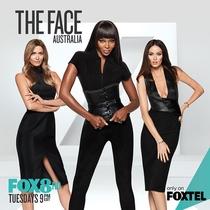 The Face Austrália - Poster / Capa / Cartaz - Oficial 1