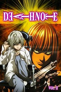 Death Note (2ª Temporada) - Poster / Capa / Cartaz - Oficial 34