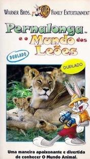 Pernalonga e o Mundo dos Leões - Poster / Capa / Cartaz - Oficial 1
