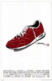O Homem do Sapato Vermelho - Poster / Capa / Cartaz - Oficial 2