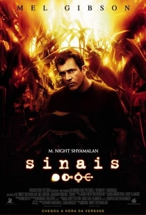 Sinais - Poster / Capa / Cartaz - Oficial 3
