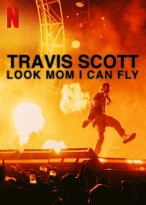 Travis Scott: Voando Alto - Poster / Capa / Cartaz - Oficial 2