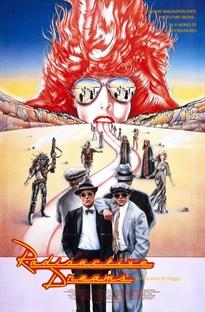 Viagem Radioativa - Poster / Capa / Cartaz - Oficial 1