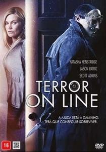 Terror Online - Poster / Capa / Cartaz - Oficial 1